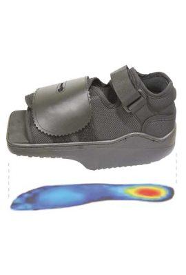 Υπόδημα Μετεγχειρητικό Ortho Wedge Heel