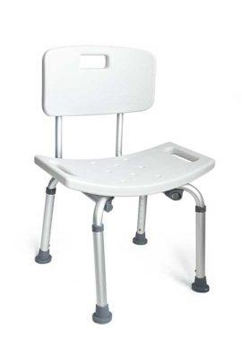 Καρέκλα Με Πλάτη Shower Bench