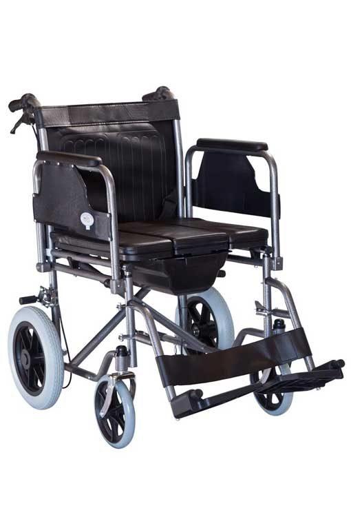 Αναπηρικό Αμαξίδιο Με Μεσαίους Τροχούς