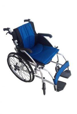 Αναπηρικό Αμαξίδιο Αλουμινίου Alu II Fix Qr Premium