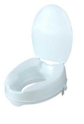 Ανυψωτικό Κάθισμα Τουαλέτας 10cm Με Καπάκι