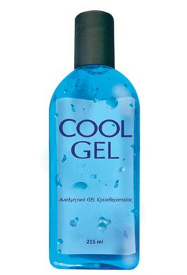 Cool Gel – Αναλγητικό Gel Κρυοθεραπείας