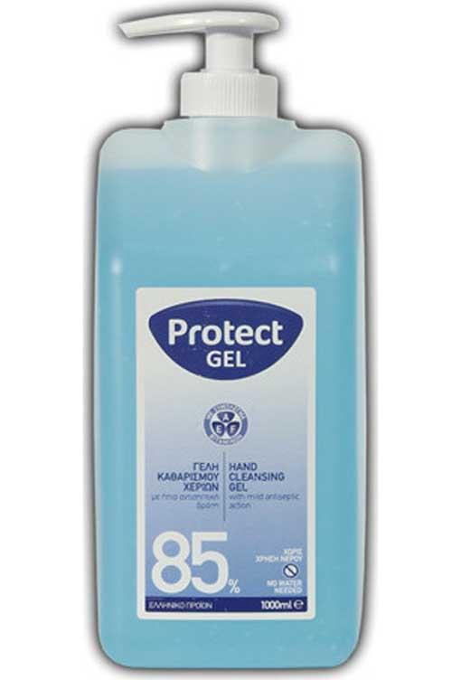 Αντισηπτικό Gel Χεριών Protect 1000ml