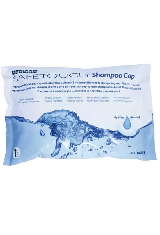 Σκουφάκι Καθαρισμού SafeTouch Shampoo Cap