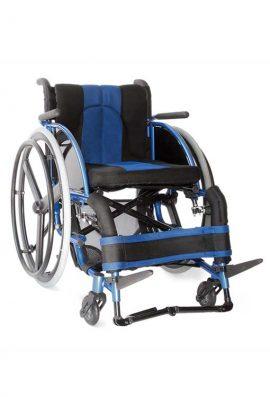 Αναπηρικό Αμαξίδιο Αλουμινίου Light sport II