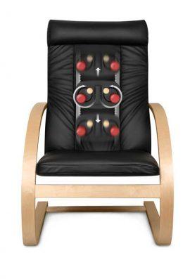 Καρέκλα Μασάζ Shiatsu 2σε1 RC 410 Medisana