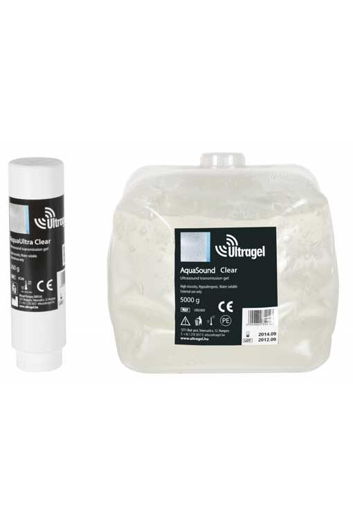 Gel Υπερήχων Aquasound gel διάφανο - 5000ml