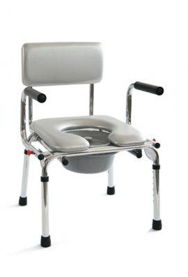 Καρέκλα Μπάνιου Με Wc Αδιάβροχη