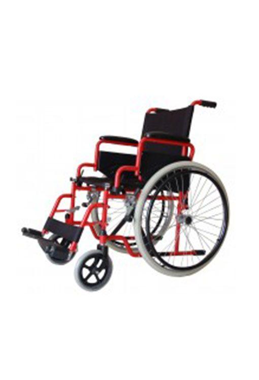 Αναπηρικό Αμαξίδιο Απλού Τύπου Bee Free Standard 24