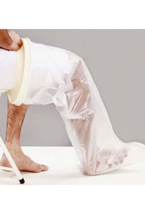 Προστατευτικό Αδιάβροχο Πλαστικό Κάλυμμα Κάτω Άκρου Leg Cast Cover