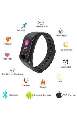 Activity Tracker GetFit Η10 Plus