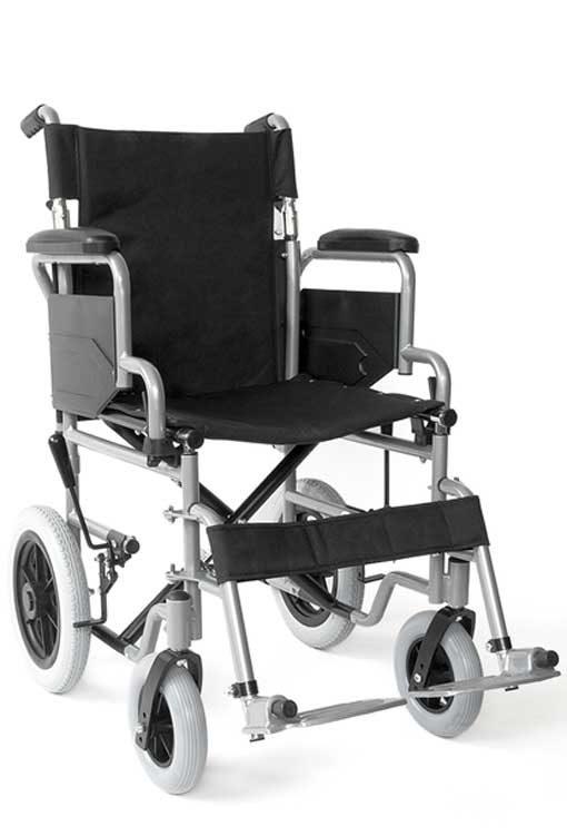 Αναπηρικό Αμαξίδιο Με Μεσαίες Ρόδες Πτυσσόμενο