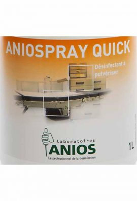 Απολυμαντικό Επιφανειών Aniospray Quick 1lt