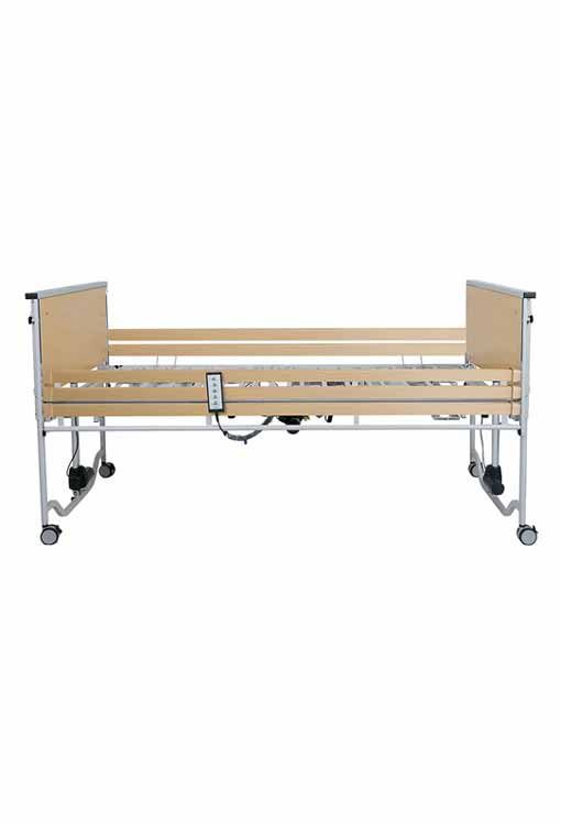 Ηλεκτρικό Κρεβάτι V-Ergo Με Ξύλινα Πλαϊνά