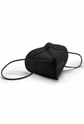 FFP2 Μάσκα Προστασίας Soft Care Μαύρη